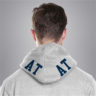 Supersoft hood Print