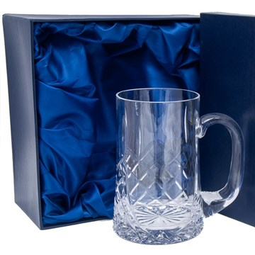 Fine Oxford Crystal Tankard