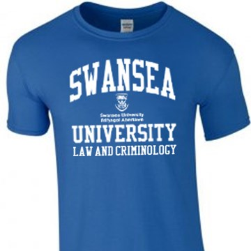 Law & Criminology Unisex T-shirt