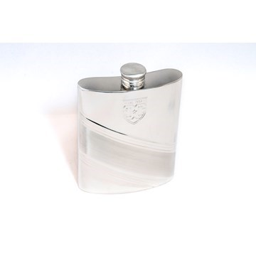 Solent Wentworth Pewter Flask