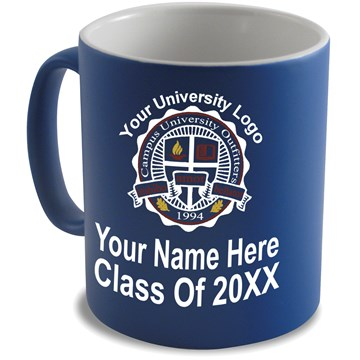Satin Coated University of Roehampton - London Graduation Mugs