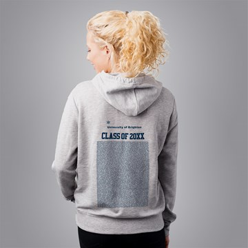Campus University of Brighton Graduation Hoodie