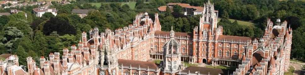 Royal Holloway - University of London Clothing & Graduation